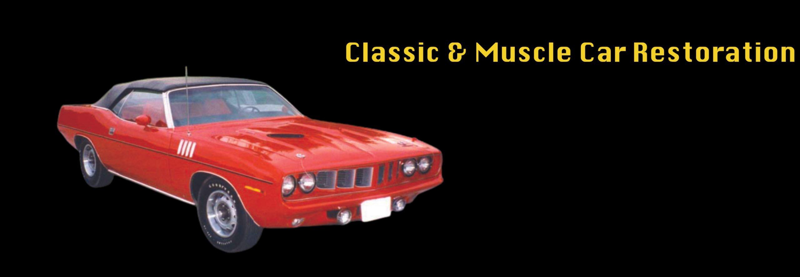 Classic & Muscle Car Restoration
